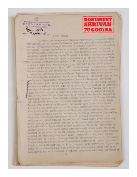 File:Presuda Drazi Mihailovicu i ostalima.pdf