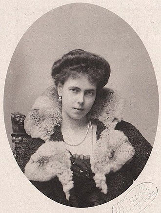 Princess Beatrice of Saxe-Coburg and Gotha - Image: Princess Beatrice of Saxe Coburg and Gotha, later the Duchess of Galliera