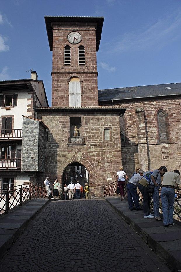 Monument historique à Saint-Jean-Pied-de-Port
