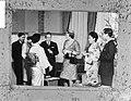 Prinses Beatrix tijdens een bezoek aan Japan in april 1963, Bestanddeelnr 918-4038.jpg