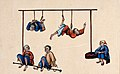Prisoners being tortured and awaiting torture Wellcome V0041445.jpg