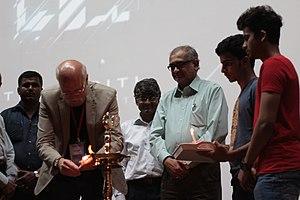 Techkriti - Techkriti celebrating it's 23rd edition witnessing prominent personalities.