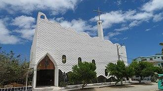 Puerto Villamil - Church Cristo Salvador
