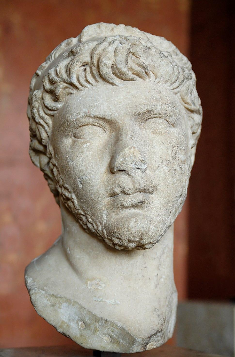 Ptolemy of Mauretania Louvre Ma1887