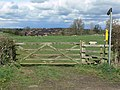 Public footpath to South Croxton - geograph.org.uk - 762343.jpg