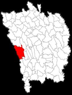 Puiești, Vaslui Commune in Vaslui, Romania
