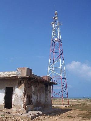Punta Gallinas - Lighthouse of Punta Gallinas
