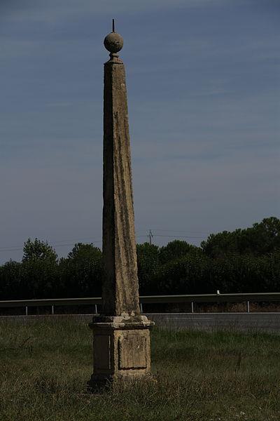 Pyramide de démarcation de la Guyenne et du Languedoc (Inscrit)