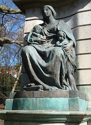 Alfred Turner (sculptor) - Image: QV Sheffield 1A