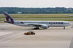 Qatar Airways, A7-AEF, Airbus A330-302 (19049298493).jpg