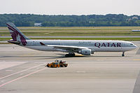 A7-AEF - A333 - Qatar Airways