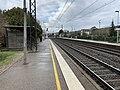 Quai vers Lyon, gare de Saint-Maurice-de-Beynost (2019).jpg