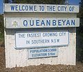 Queanbeyan sign nsw.jpg