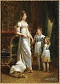 Queen Hortense of Holland and two sons.jpg