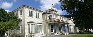 Queen Margaret College, Wellington - Queen Margaret College