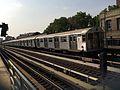 Queens bound J train at Marcy Av.jpg