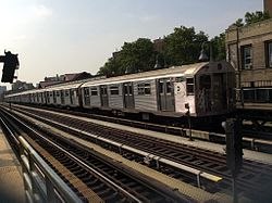 Queens bound J train at Marcy Av.jpg