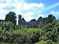 Quin Abbey 08 St Finghin church.JPG