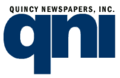 Quincy Newspapers Inc logo.png