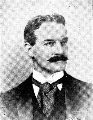R. C. Lehmann - R.C. Lehmann, from The History of Punch