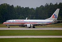 N962AN - B738 - American Airlines