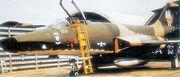 RF-101C 45TRS 460TRW TanSon Nhut 1969