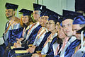 RIAN archive 312685 Graduates of the Moscow University's Higher School of Business.jpg