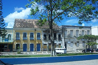 Rio Formoso - Rio Formoso old Colonial Houses