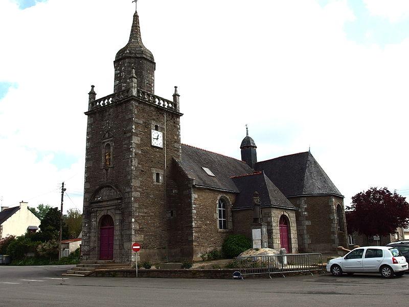 Église Saint-Pierre-et-Saint-Paul de Radenac