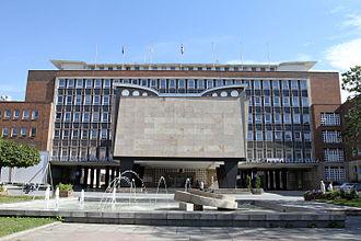 Ústí nad Labem - City Hall