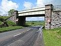 Railway bridge, Hindlow - geograph.org.uk - 176977.jpg