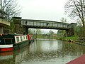 Railway bridge over canal - geograph.org.uk - 1283009.jpg