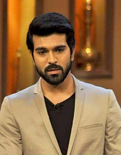 Ram Charan Indian actor, producer, and entrepreneur