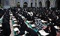 Ramadan 1439 AH, Qur'an reading at Goharshad Mosque, Mashhad - 29 May 2018 02.jpg
