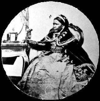 Ranavalona II - Queen Ranavalona II