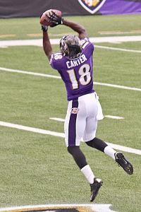 Rashaad Carter Ravens stadium Practice 2013.jpg