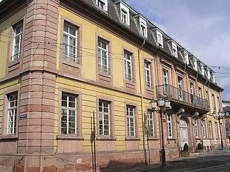 Leimen (Baden) - Town hall