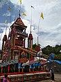 Rathayatra chariot of Guptipara, Hooghli, West Bengal-3.jpg