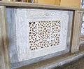 Ravenna, sant'apollinare nuovo, int., transenna marmorea 04.JPG