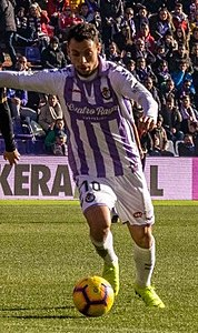 Real Valladolid - Rayo Vallecano 2019-01-05 36 (cropped).jpg