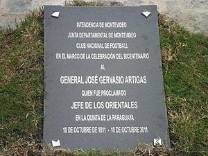 Estadio Gran Parque Central - Image: Reconocimiento GPC 2