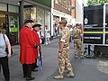 Recruiting in Canterbury - geograph.org.uk - 1408843.jpg