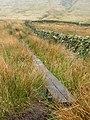 Recycled railway sleepers - geograph.org.uk - 1182422.jpg