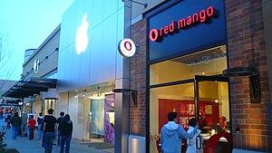 Red Mango - A Red Mango store in Lynnwood, Washington