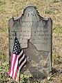 Reed (Elizabeth), Bethany Cemetery, 2015-08-30, 01.jpg