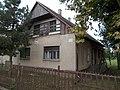 Reformed parish's office in Sarbogard, 2016 Hungary.jpg