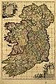 Regni et insulæ Hiberniæ delineatio in qua sont Lagenia, Ultonia, Connachia et Momonia provenciæ. LOC 99446226.jpg