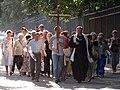 Religious or Funeral Procession - Krakowskie Avenue - Lublin - Poland (9200252159).jpg