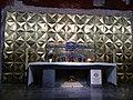 Relique Jean-Paul II - sanctuaire de Lourdes 02.jpg