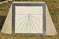 Rellotge de sol, Parc del Segre, la Seu d'Urgell, Alt Urgell. Lleida.jpg